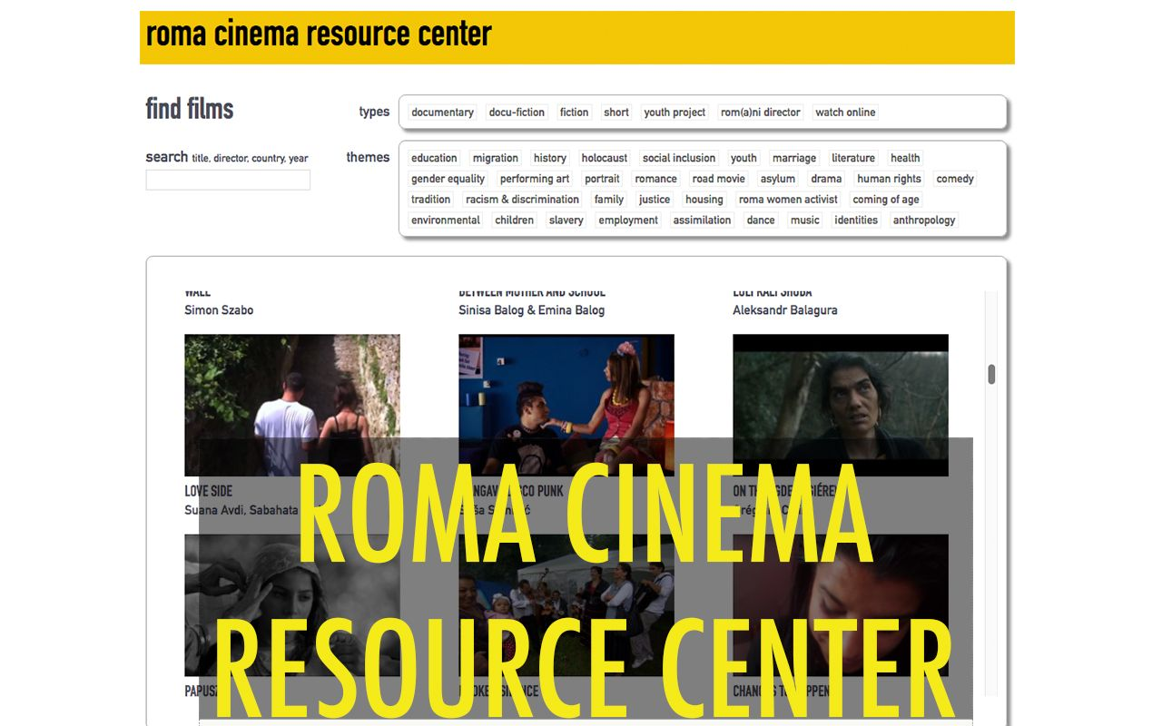 Focus roma cinema online resource center